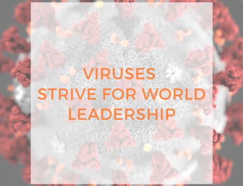 Viruses Strive for World Leadership