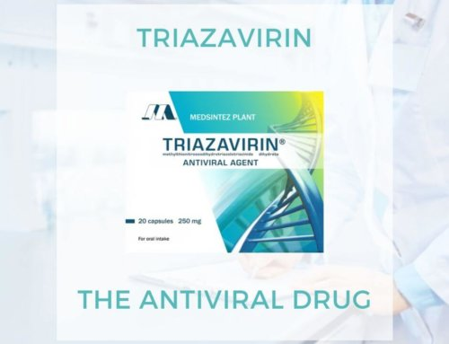 Triazavirin, The Antiviral Drug