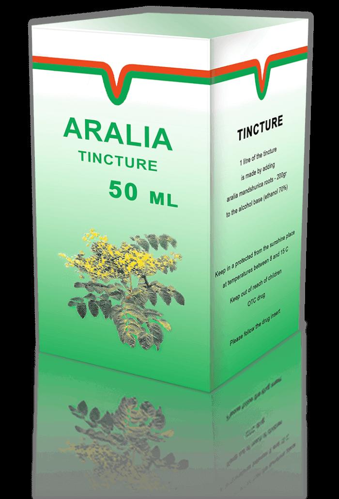 Adaptogenic Herbs - Aralia Tincture