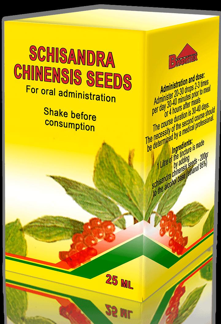 Schisandra Chinensis-package