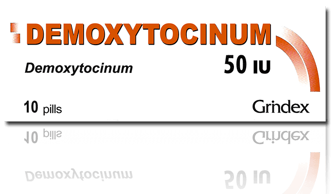 demoxitocin -package