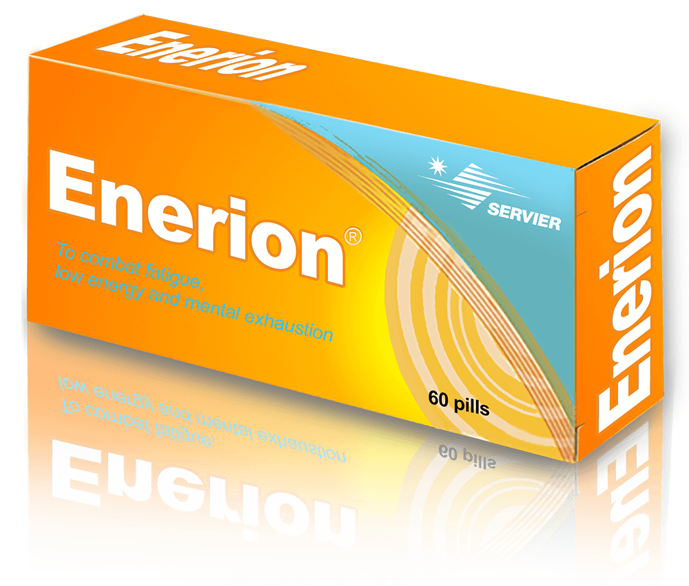 enerion 3d -package