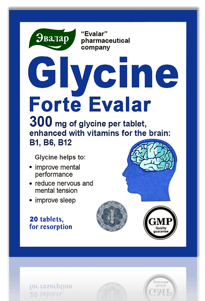 glycine-forte -package