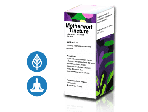 Motherwort-categories