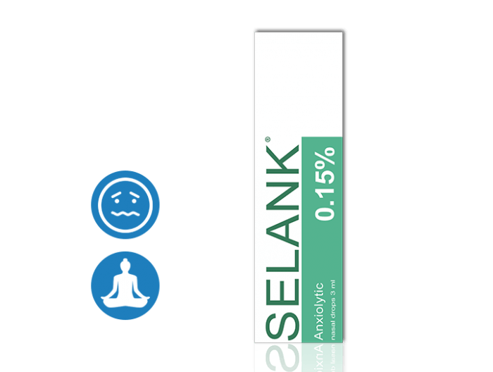 NEUROPEPTIDES - SELANK 0.15% ®