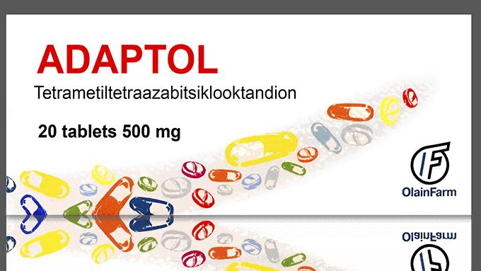 Nootropics - ADAPTOL ® [Mebicar]
