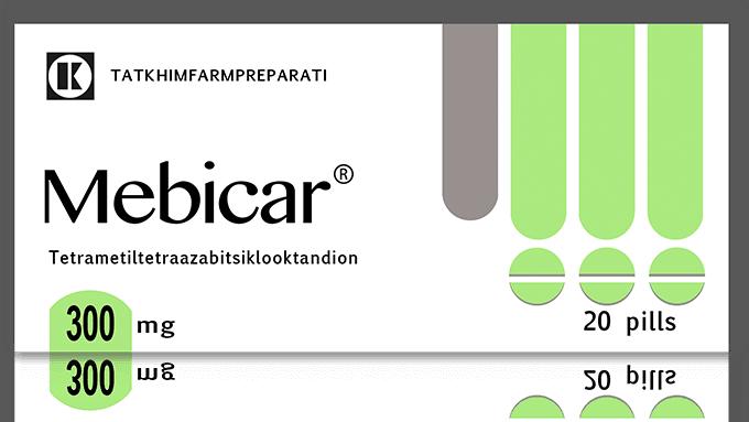 mebicar-package