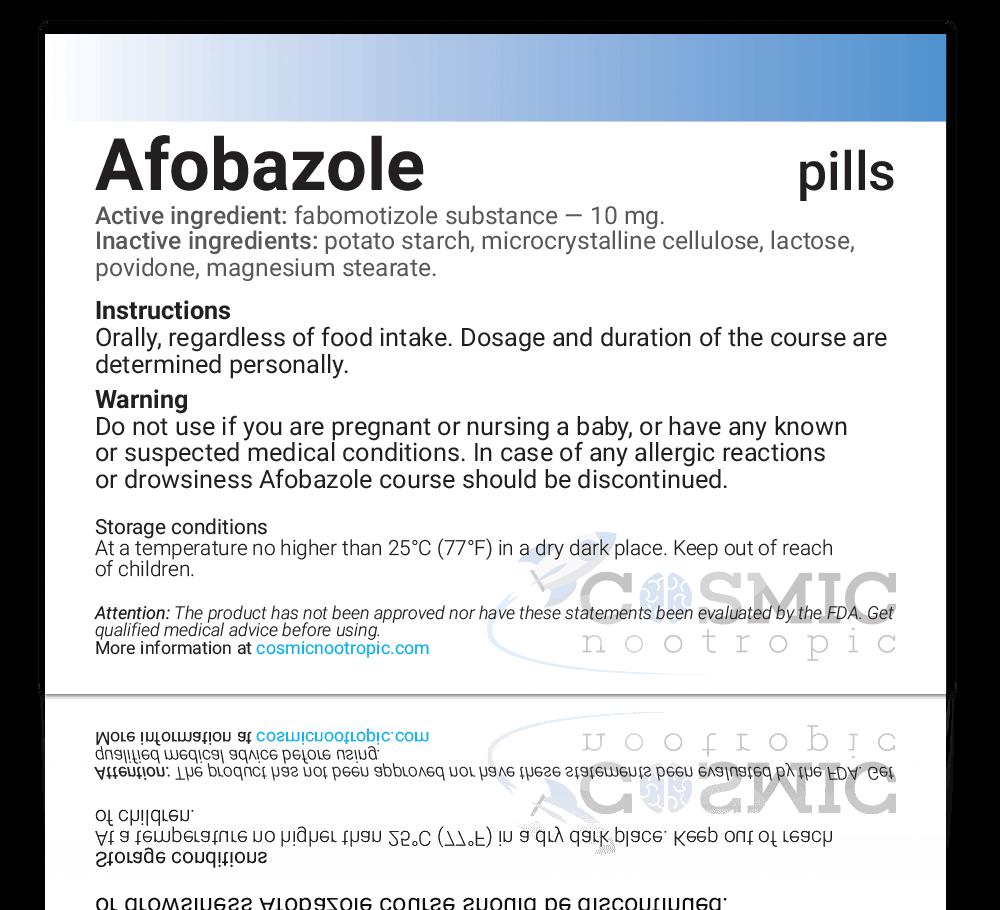 afobazole-instruction