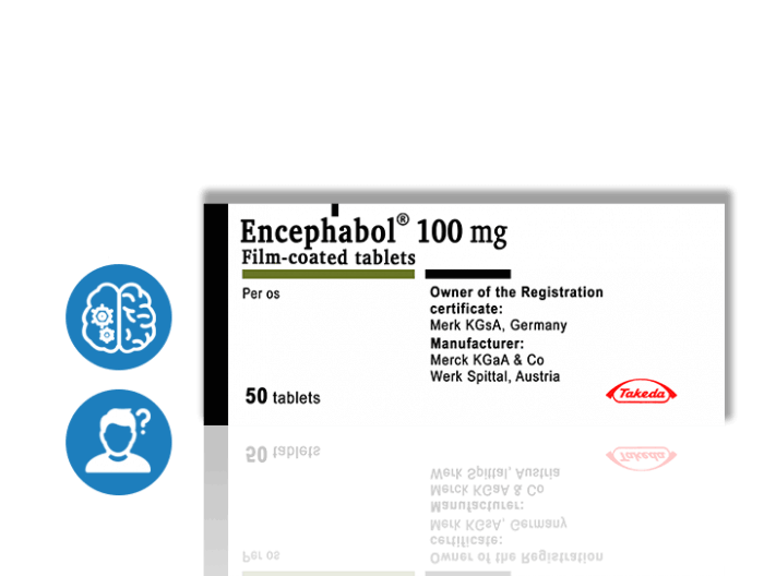 Nootropics - ENCEPHABOL ® [Pyritinol]