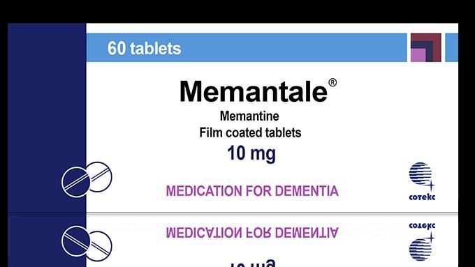 memantale-package
