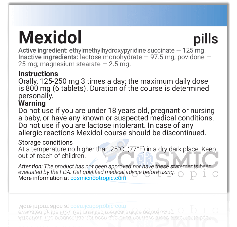 mexidol-instruction