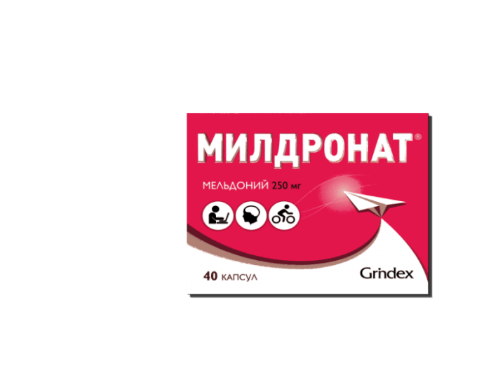 Nootropics - MILDRONATE [Meldonium]