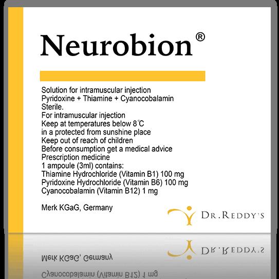 Nootropics - NEUROBION ® [Vitamins B1, B6 And B12]