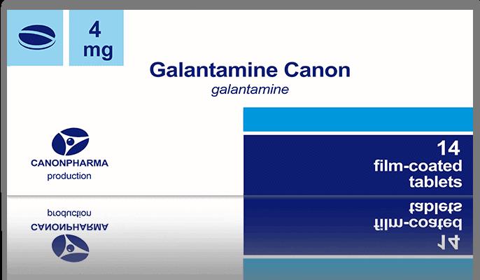 galantamine -package