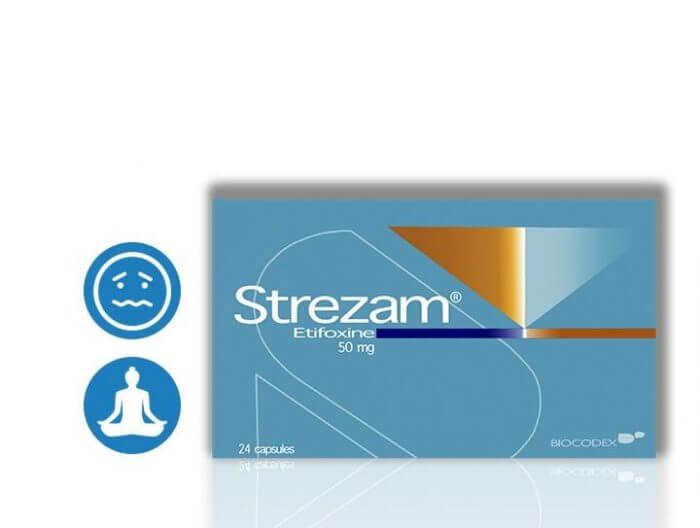 Nootropics - STREZAM ® [Etifoxine]