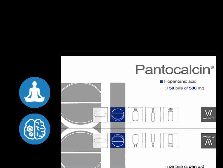 PANTOCALCIN [Hopantenic Acid]