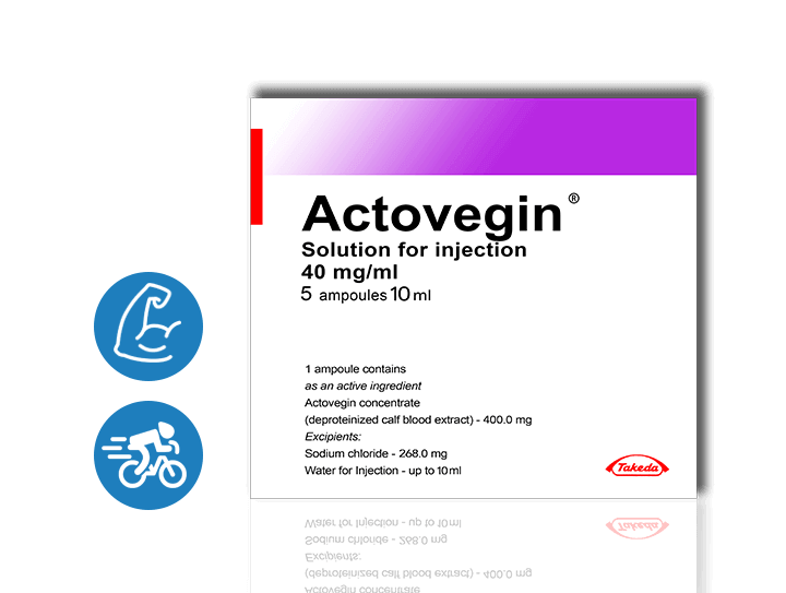 Peptides - ACTOVEGIN ®
