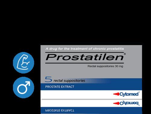 prostatilen -categories