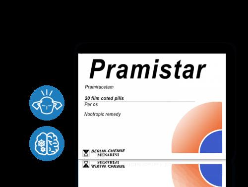 RACETAMS - PRAMISTAR ® [Pramiracetam]
