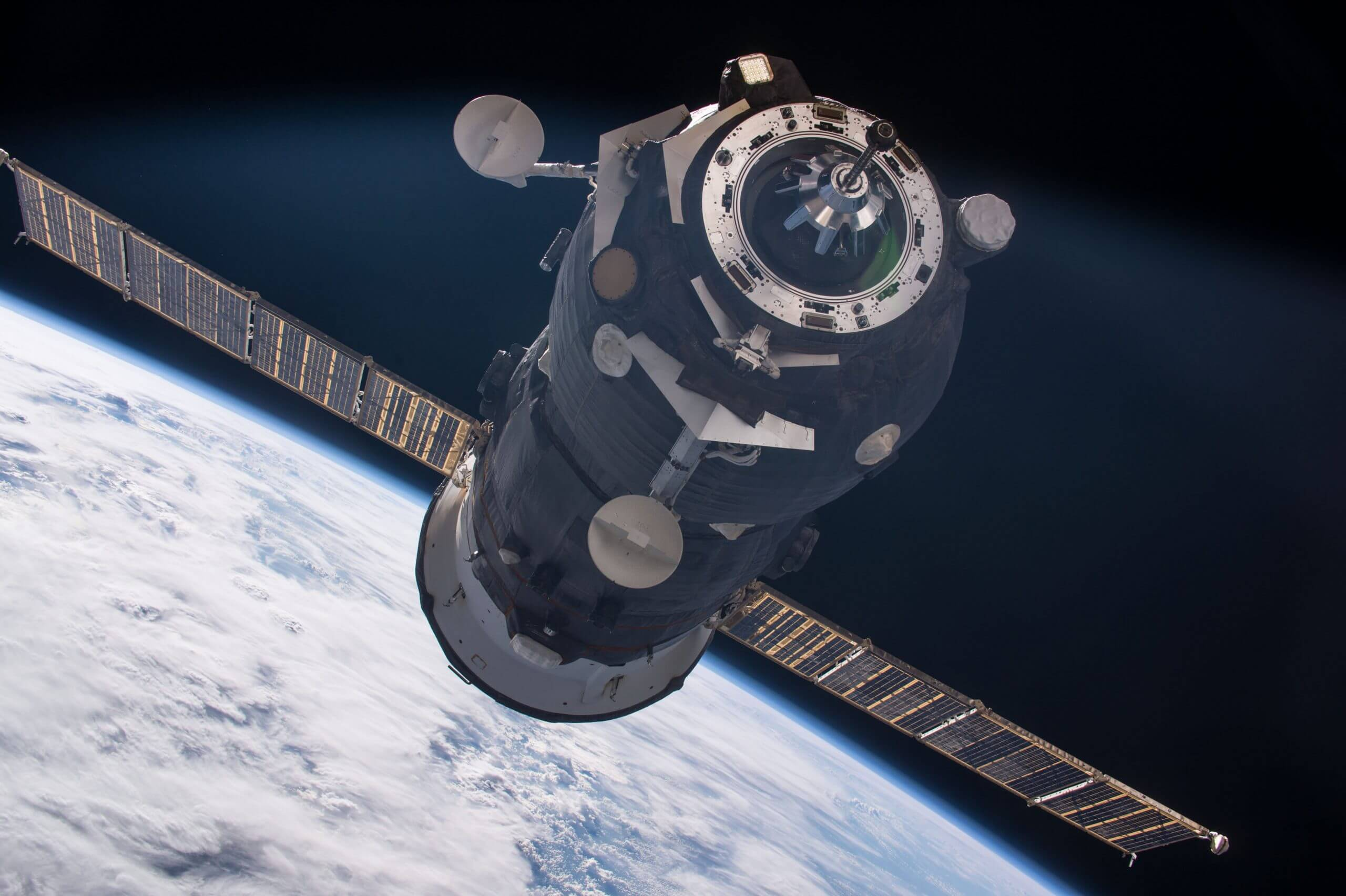 Cargo spacecraft Soyuz 1