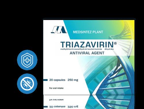 triazavirin-categories
