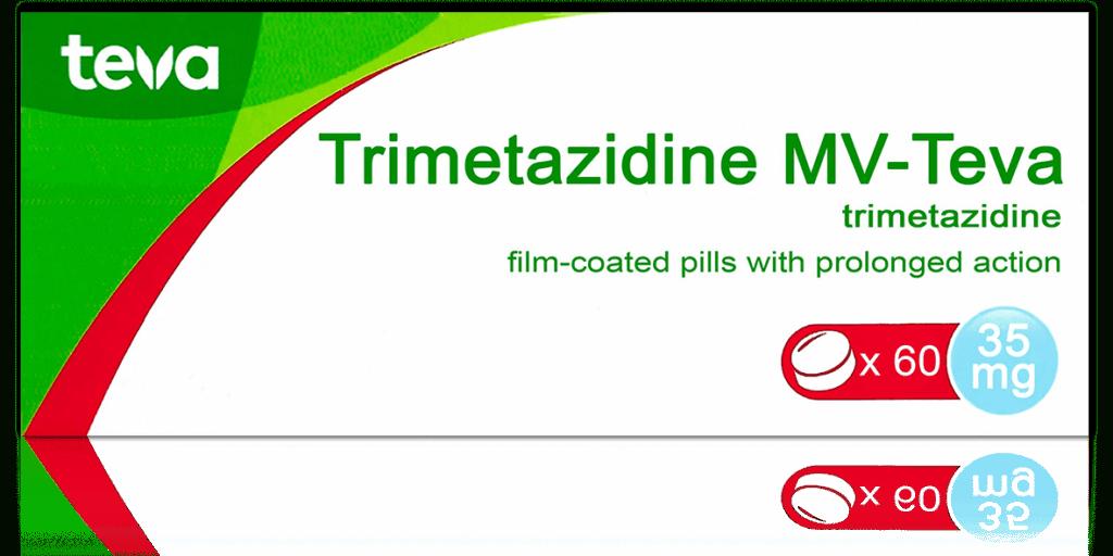 trimetazidine-package