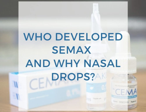 Who Developed Semax and Why Nasal Drops?