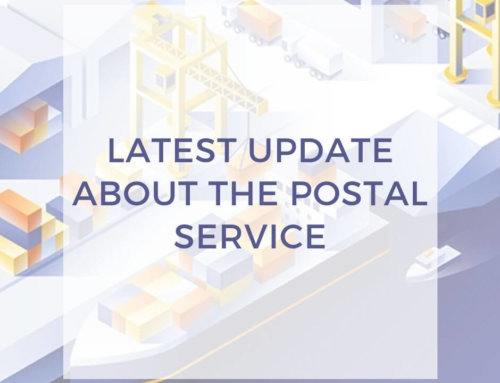 LATEST UPDATE ABOUT THE POSTAL SERVICE