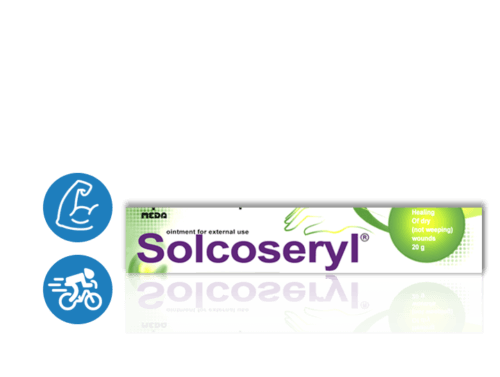 solcoseryl-categories