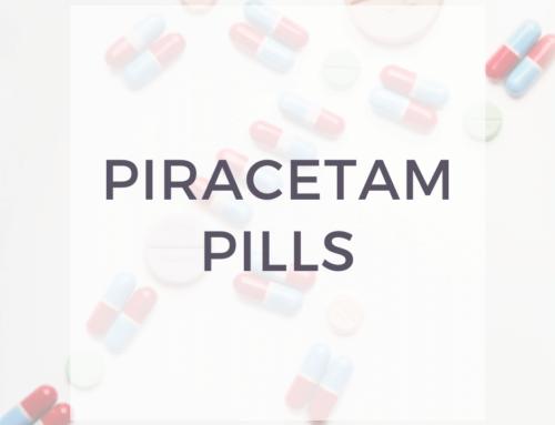 PIRACETAM PILLS