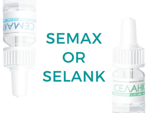 SEMAX VS SELANK: HOW TO CHOOSE