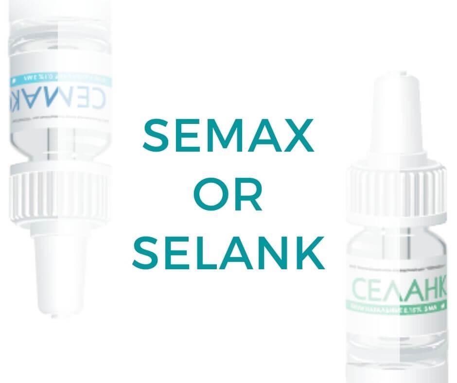 semax or selank-2