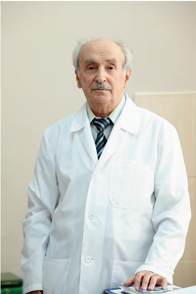 Professor of Edward Arushanian